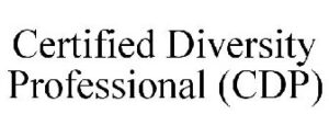 Cerftified Diversity Professional