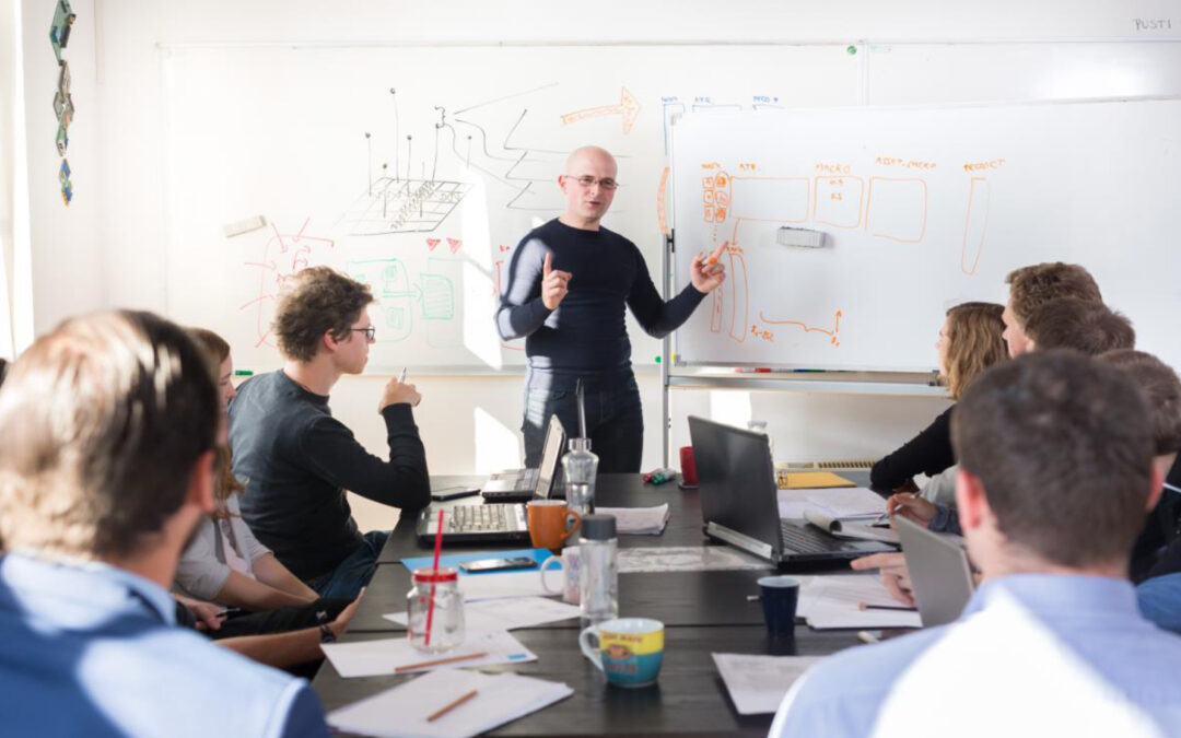 Why Training is the Secret Sauce to Attracting and Retaining High Potential Employees